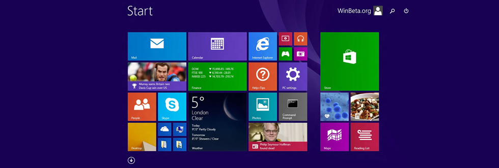 Windows Update 8.1