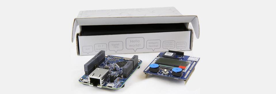 ARM and IBM new starter kit